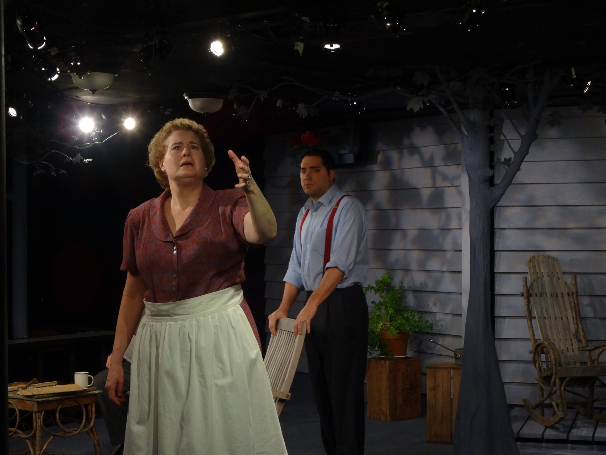 Amazing All My Sons Opens At Curtain Call, Stamford Connecticut March 6th, 2015